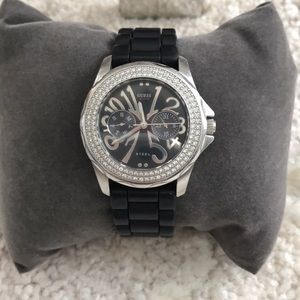 Guess Ladies Chronograph Watch